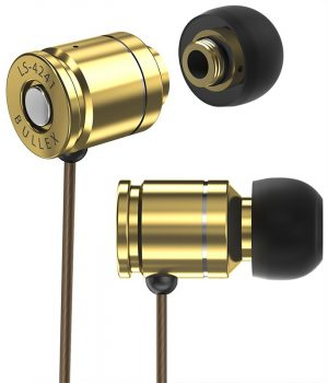 AURICULAR Earbud BULLEX (Gold) LS-4241