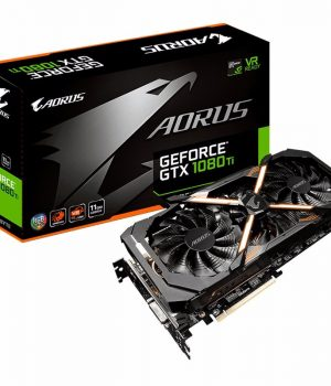 Placa de Video Gigabyte GTX 1080 Ti AORUS 11GB GDDR5X