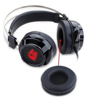 Auricular Gamer Redragon H301 SIREN 2 USB 7.1