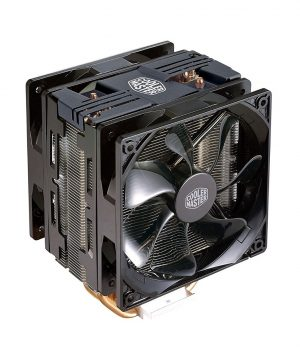 COOLER CPU COOLERMASTER HYPER 212 EVO LED TURBO