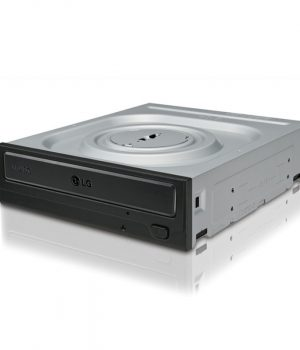 Grabadora LG DVD 24X SATA BLACK Mod.GH24NSC0B