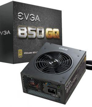 Fuente EVGA 850W GQ 80 Plus GOLD
