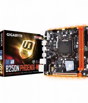 Mother Gigabyte GA-B250N Phoenix-Wifi LGA1151