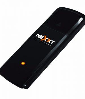 Adaptador de Red NEXXT LYNX 300 Wireless N USB 2.0