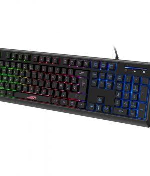 Teclado Gaming Sentey Rain Glow GS-5740 RGB Colors Español