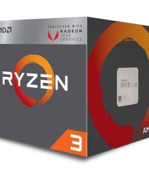 MICRO AMD RYZEN 3 2200G 3.9Ghz Grafico VEGA 8 AM4
