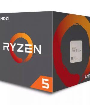 MICRO AMD RYZEN 5 2600 3.9Ghz 6 CORE 12 TH AM4 COOLER