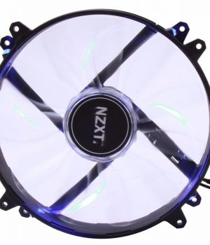 Cooler Case NZXT 200mm Airflow Series FZ-200 Blue
