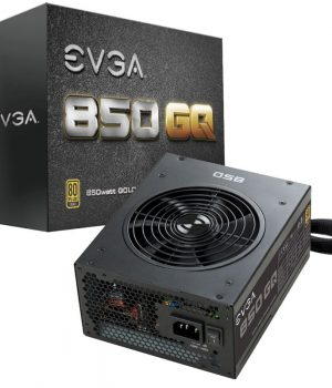 Fuente EVGA 850W GQ 80 Plus GOLD