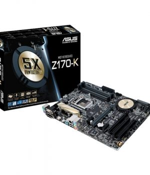 Mother Asus Z170-K Socket 1151 Ddr4