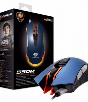 Mouse Gamer Cougar 550M Blue Edition