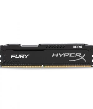 Memoria Ram DDR4 8GB 2400Mhz Kingston Hyper X Fury Negra FB2