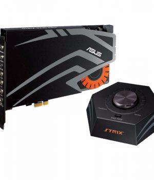 Placa de Sonido ASUS Strix Raid Pro 7.1 Pci Express
