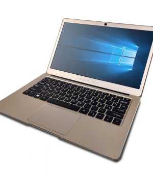 Notebook Silverstone Intel N3450 4GB 32GB 13.3″ FHD IPS FULL HD WIFI/BT WIN 10 DORADO