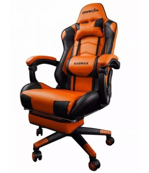 Silla Gamer Raidmax DK-709 Black/Orange