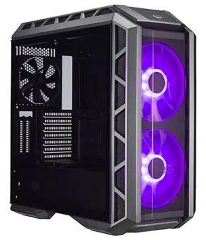 GABINETE COOLERMASTER HAF H500P RGB TEMPLADO