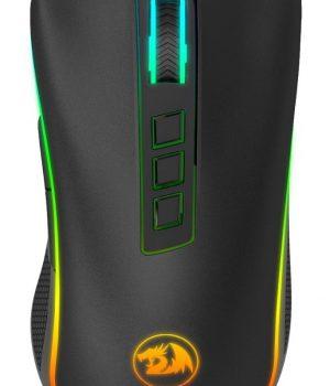 Mouse Gamer Redragon M711 Cobra FPS 24000DPI RGB