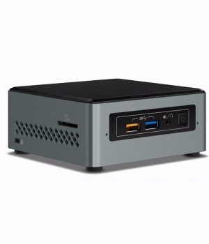 Mini PC Intel NUC Pc kit Intel Celeron 3455C USB 3.0 HDMI 4K