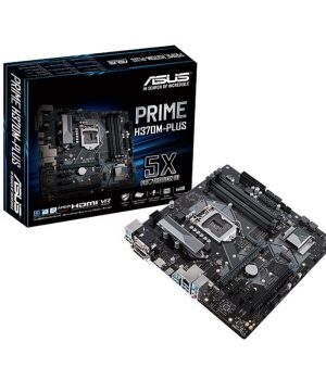 MOTHER ASUS PRIME H370M-PLUS SOCKET 1151 V2