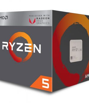 MICRO AMD RYZEN 5 2400G 3.9Ghz Grafico VEGA RX11 AM4