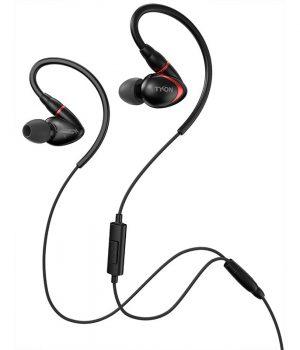 AURICULAR SENTEY Sports Earbud Tyon Black /Red LS-4205 HD