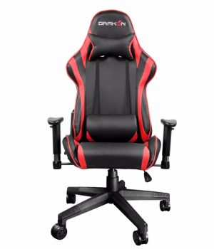 Silla Gamer Raidmax DK-706 Black/Red