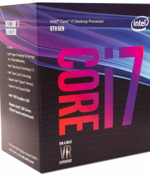 Procesador INTEL CORE I7 8700 3.2GHZ 12MB Six Core