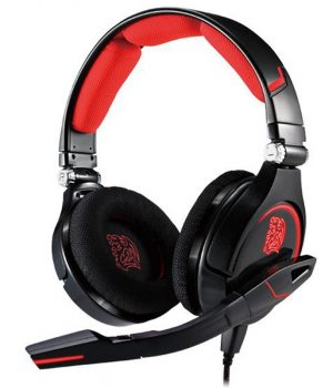 Auricular Gamer TTesports Cronos Microfono Usb 3.5mm