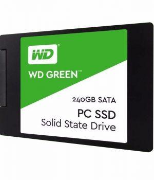 Disco Rigido SSD Western Digital 240GB Green Edition