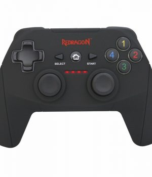 Gamepad Gamer Redragon G808 Harrow Wireless PC/PS3 :: OFERTA