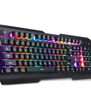Teclado Gamer Redragon K506 CENTAUR Led Backlight x 7 :: OFERTA