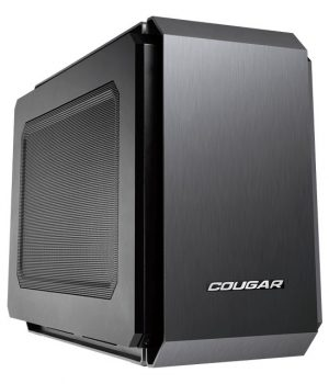 Gabinete Cougar QBX 8M02 MINI ITX
