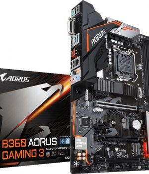 Mother 1151 Gigabyte GA-B360 AORUS GAMING 3 Usb 3.1 Rgb