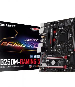 Mother 1151 Gigabyte GA-B250M-GAMING 5 Usb 3.1 Rgb