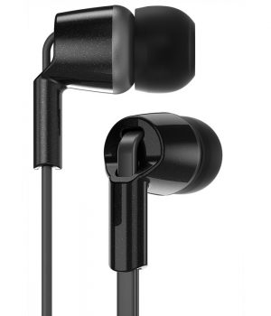 AURICULAR Earbud NEXUS ( Black-Grey) LS-4245