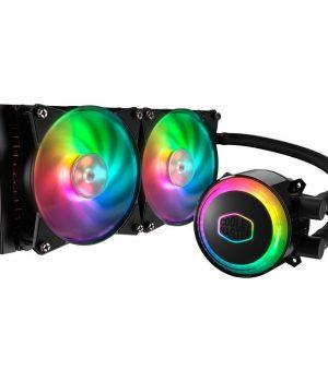Water Cooler CPU Cooler Master Masterliquid ML240R RGB  OFERTA SEMANAL