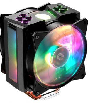 Cooler CPU Coolermaster Master Air MA410M RGB Sensor Termico