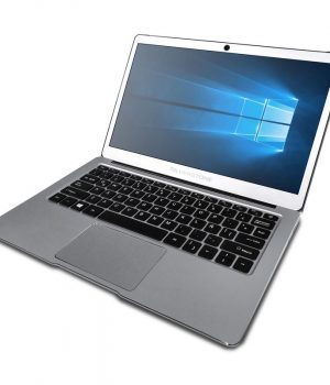 Notebook Silverstone Deluxe N3450 4GB 32GB M.2 120GB 13.3″ FHD IPS FULL HD WIFI/BT WIN 10 PLATEADO