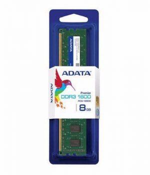 Memoria ADATA DDR3 8GB 1600Mhz Premier