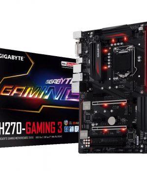 Mother Gigabyte GA-H270-Gaming 3 Intel H270 Socket 1151