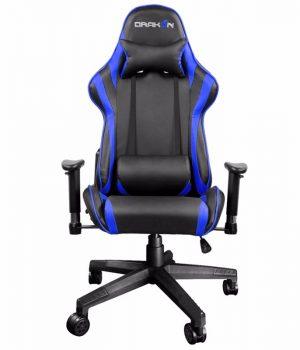 Silla Gamer Raidmax DK-706 Black/Blue