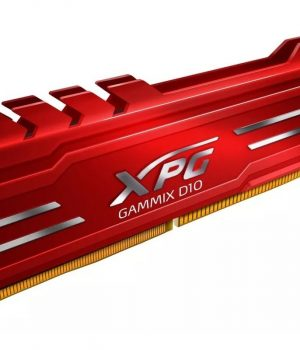 Memoria ADATA DDR4 8GB 2400Mhz XPG Gaming D10 RED