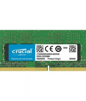 Memoria Crucial 8GB DDR4 2400Mhz Sodimm
