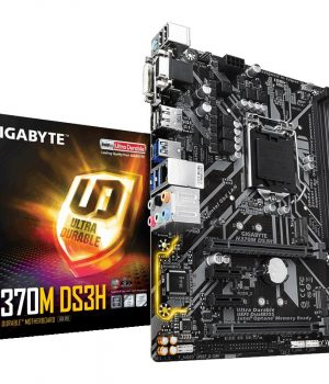 Mother Gigabyte H370M-DS3H Socket 1151 USB 3.1 HDMI