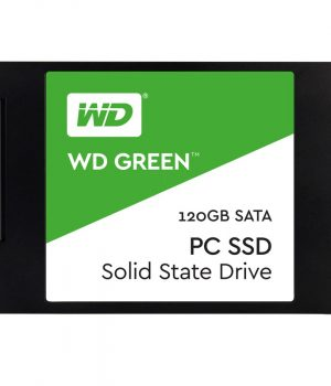 Disco Rigido SSD Western Digital 120GB Green Edition