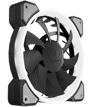 Cooler Fan Cougar FW120 120mm Vortex LED White