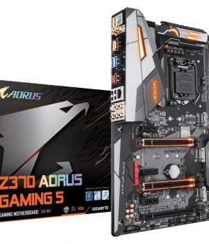 Mother 1151 Gigabyte Z370 Aorus Gaming 5 Rgb Hdmi Ddr4