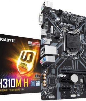 Mother 1151 Gigabyte H310M-H Usb 3.1 D-sub HDMI Ddr4