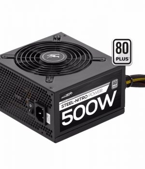 Fuente Sentey 500W 80 PLUS 37a Gamer Single Rail