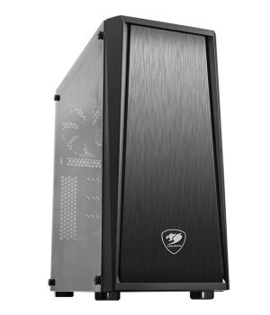 Gabinete Cougar MX340 Vidrio Templado USB 3.0 Cooler 12cm